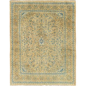Link to 9' 7 x 12' 6 Farahan Persian Rug item page