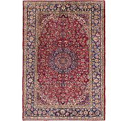 Link to 8' x 11' 4 Isfahan Persian Rug