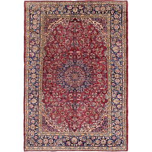 Link to 8' x 11' 4 Isfahan Persian Rug item page