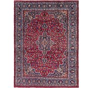 Link to 9' 5 x 13' Mashad Persian Rug