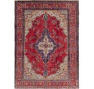 Link to 9' 4 x 13' Tabriz Persian Rug