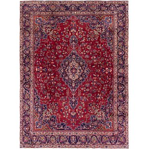 9' 2 x 15' 2 Mashad Persian Rug