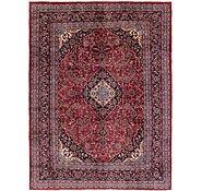 Link to 8' 5 x 11' Mashad Persian Rug