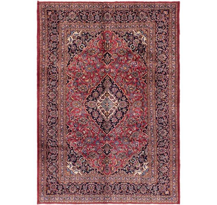 6' 5 x 9' 4 Mashad Persian Rug