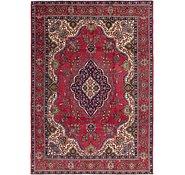 Link to 9' 6 x 13' 3 Tabriz Persian Rug