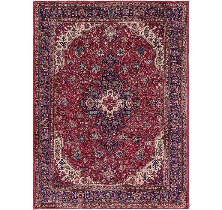 8' 5 x 11' 2 Tabriz Persian Rug