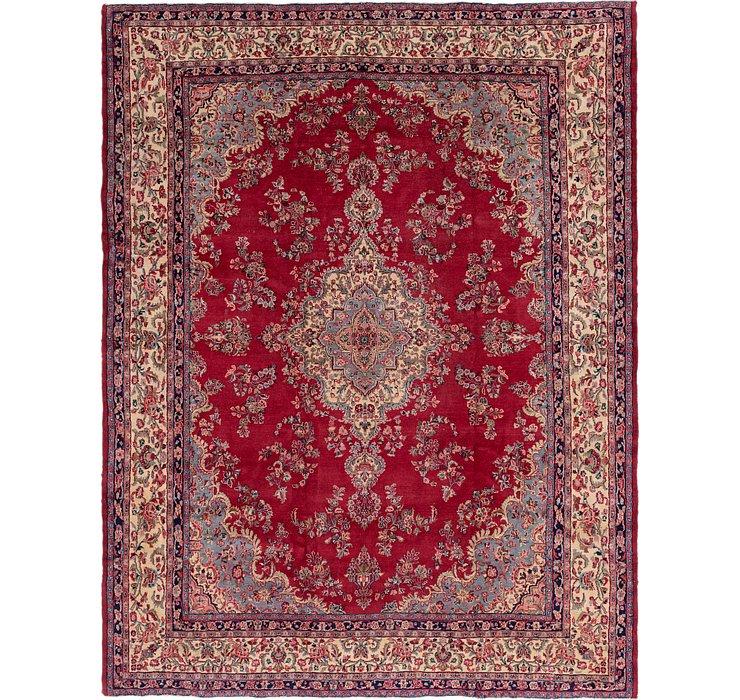 10' 6 x 13' 9 Shahrbaft Persian Rug