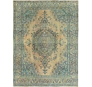 Link to 8' 2 x 11' 2 Tabriz Persian Rug