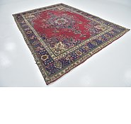 Link to 8' 5 x 11' 2 Tabriz Persian Rug