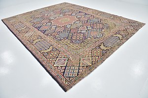 Link to 10' x 13' Isfahan Persian Rug item page