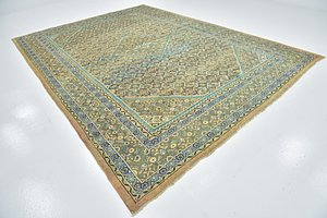Link to 9' 8 x 12' 10 Farahan Persian Rug item page