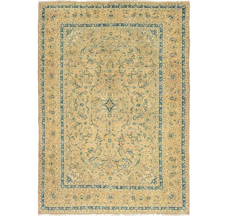 290cm x 400cm Kashan Persian Rug