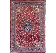 Link to 9' 10 x 14' 4 Sarough Persian Rug