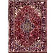 Link to 8' 6 x 11' 5 Tabriz Persian Rug