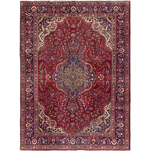 Link to 260cm x 348cm Tabriz Persian Rug item page
