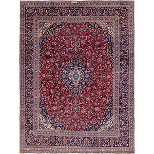 Link to 285cm x 375cm Mashad Persian Rug item page