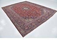Link to 9' 5 x 12' 7 Kashan Persian Rug