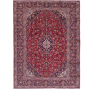 Link to 9' 5 x 12' 7 Kashan Persian Rug