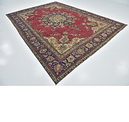 Link to 8' 10 x 12' 4 Tabriz Persian Rug