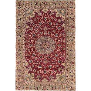 7' 10 x 11' 10 Isfahan Persian Rug