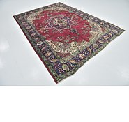 Link to 6' 6 x 9' 3 Tabriz Persian Rug