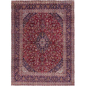 Link to 9' 5 x 12' 6 Mashad Persian Rug item page