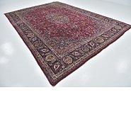 Link to 9' 6 x 13' 6 Mashad Persian Rug