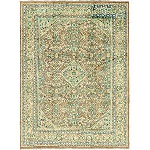 HandKnotted 10' x 13' 7 Mahal Persian Rug