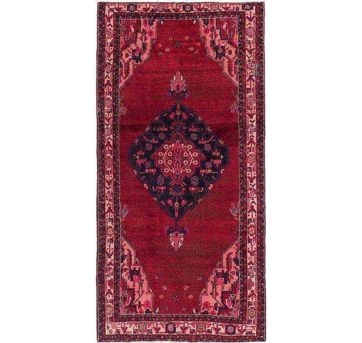 5' 10 x 11' 7 Ferdos Persian Runner Rug