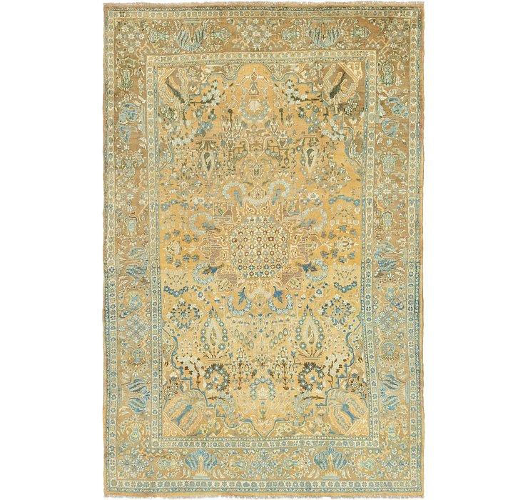 8' 10 x 13' 5 Isfahan Persian Rug