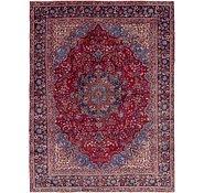 Link to 9' 4 x 12' Tabriz Persian Rug