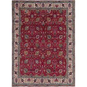 Link to 9' 6 x 13' Tabriz Persian Rug item page