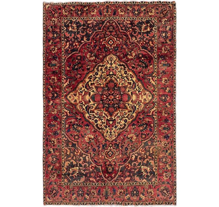 6' 9 x 10' 4 Bakhtiar Persian Rug