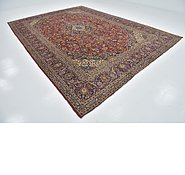 Link to 9' 7 x 13' 7 Kashan Persian Rug
