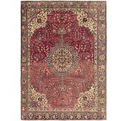 Link to 7' 10 x 10' 10 Tabriz Persian Rug