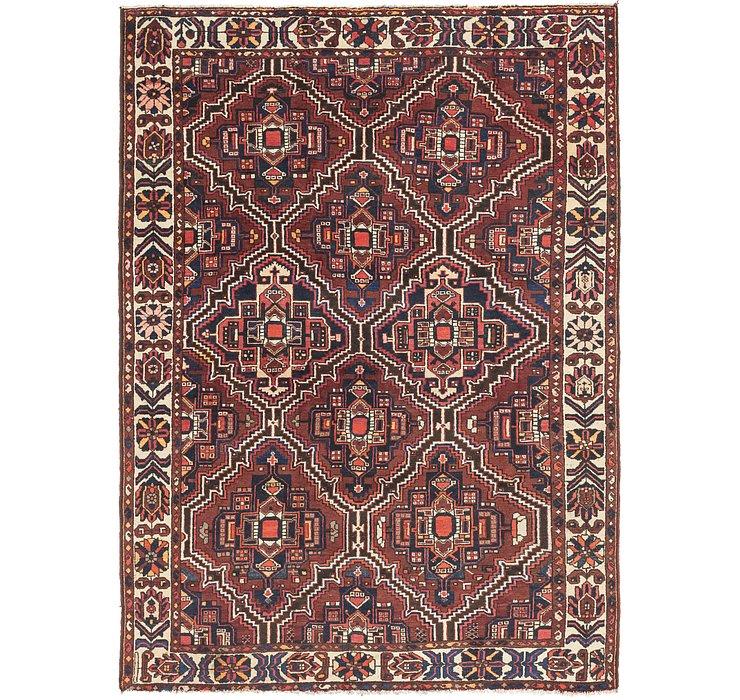 8' 4 x 11' 8 Bakhtiari Persian Rug