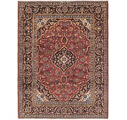 Link to 7' 2 x 9' 4 Mashad Persian Rug