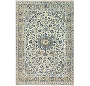 Link to 7' 10 x 11' 4 Isfahan Persian Rug