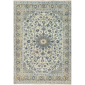 Link to 240cm x 345cm Isfahan Persian Rug item page