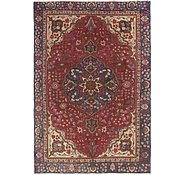 Link to 6' 3 x 9' 3 Tabriz Persian Rug
