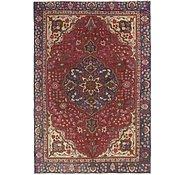 Link to 6' 3 x 9' 3 Tabriz Persian Rug