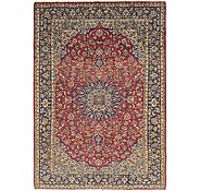 Link to 9' 4 x 13' 3 Isfahan Persian Rug
