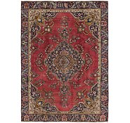 Link to 7' 4 x 10' 7 Tabriz Persian Rug