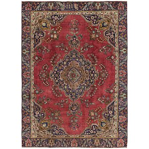 Link to 225cm x 323cm Tabriz Persian Rug item page