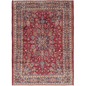 Link to 282cm x 390cm Mashad Persian Rug item page
