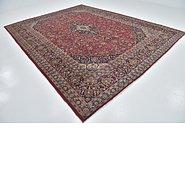 Link to 9' 6 x 12' 9 Kashan Persian Rug
