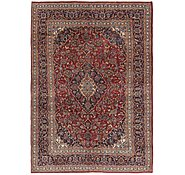 Link to 6' 7 x 9' 5 Mashad Persian Rug
