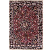 Link to 7' 10 x 11' 3 Mashad Persian Rug