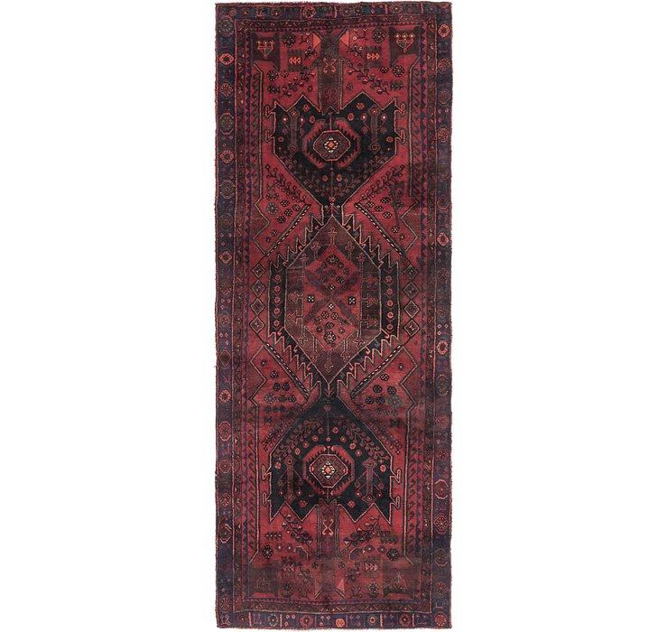 4' 9 x 12' 9 Sirjan Persian Runner Rug