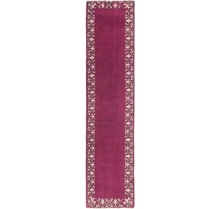2' 9 x 12' Tabriz Persian Runner Rug